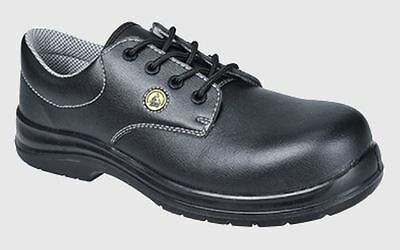 Portwest ESD Safety Shoes Low Cut Work Boots Non Metallic Toe Cap Workwear FC01