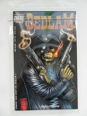 1x Comic Chaos!  One-shot #3: Bedlam 1  Zustand 1