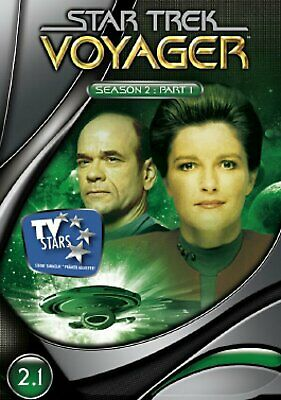 Star Trek - Voyager - Season/Staffel 2.1 # 3-DVD-BOX-NEU