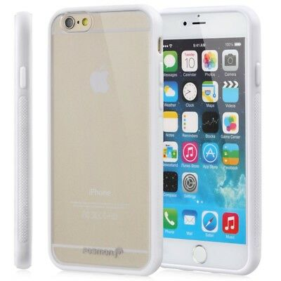 Fosmon Hybrid Case Cover W/ Built-in Screen Protector for Apple iPhone 6/6s 4.7""