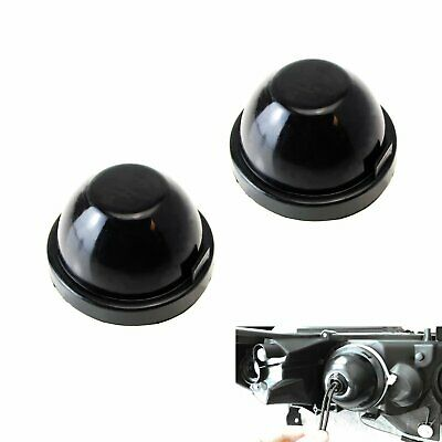 85mm Rubber Housing Seal Caps For Headlight Install HID Conversion Kit, Retrofit