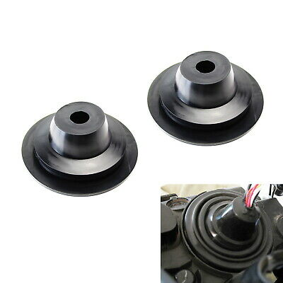 Universal Rubber Housing Seal Cap For Headlight Install LED, HID Conversion Kit