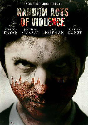 Random Acts of Violence (DVD, 2014) NEW