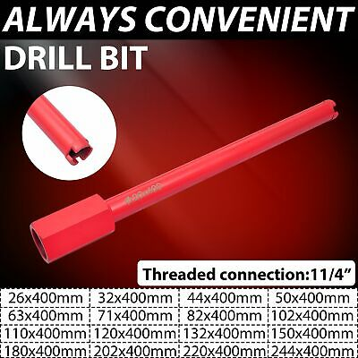 vidaXL Dry and Wet Diamond Core Drill Bit Drilling Tool Accessory Multi Sizes