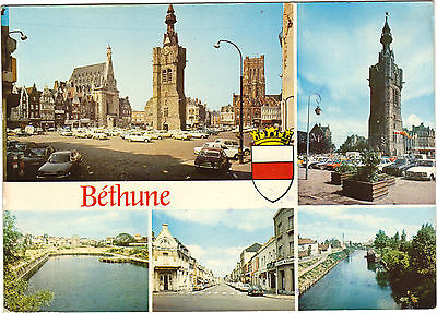 62 - cpsm - BETHUNE