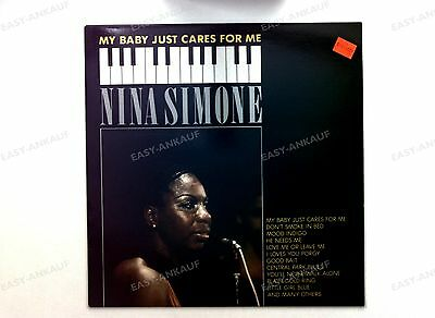 Nina Simone - My Baby Just Cares For Me FRA LP 1987 //2