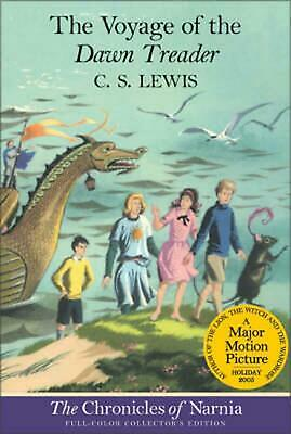 The Voyage of the Dawn Treader by C.S. Lewis (English) Paperback Book Free Shipp