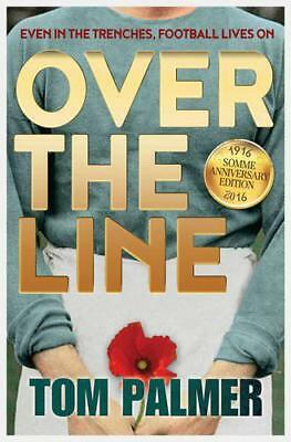 Over the Line (Conkers) by Palmer, Tom | Paperback Book | 9781781125861 | NEW