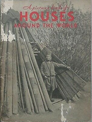 Houses Around The World Picture Book, 1934