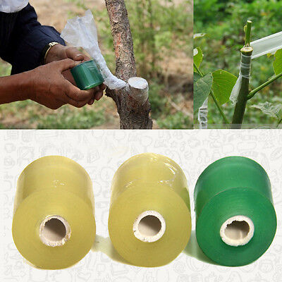 80M Nursery Grafting Tape Stretchable Self-adhesive For Garden Tree Seedling New