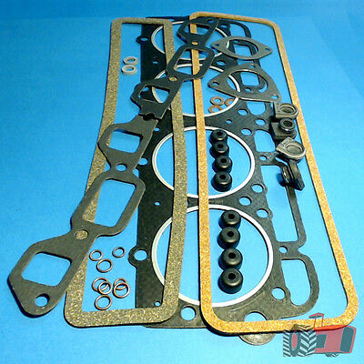 VRS3514 VRS Head Gasket Set Fordson Major Tractor before 04/1957 w 2 hole V/Cvr