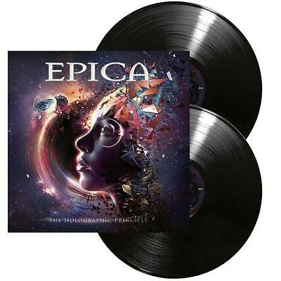 EPICA, The holographic principle BLACK VINYL *NEU* 2LP