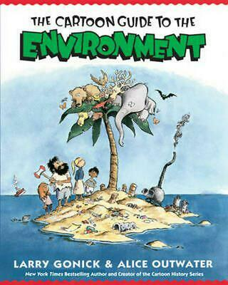 Cartoon Guide to the Environment by Larry Gonick Paperback Book (English)