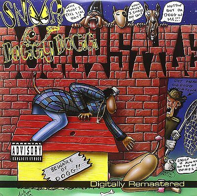 Snoop Doggy Dogg Doggystyle Lp Vinyl New 33Rpm Remastered 2Lp