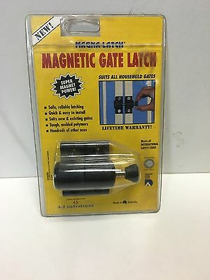New Super Strong Magnetic Power Household Gate Magna Latch Safe & Reliable