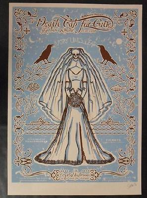 Ben Kweller Death Cab For Cutie Portland 2004 Concert Poster Todd Slater