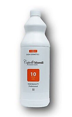 Capelli Biondi Oxidant Creme H2O2 Lotion 1000ml 12%