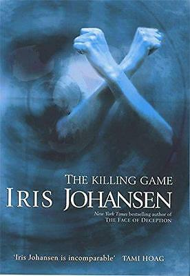 The Killing Game, Johansen, Iris | Hardcover Book | Good | 9780340767016