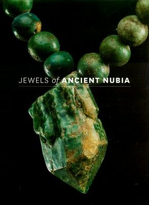 Jewels Ancient Nubia Kush Kerma Egypt Upper Nile Gold Faience Gemstone Amulets