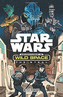 Star Wars: Adventures in Wild Space: The Steal,    Paperback Book   978140527995