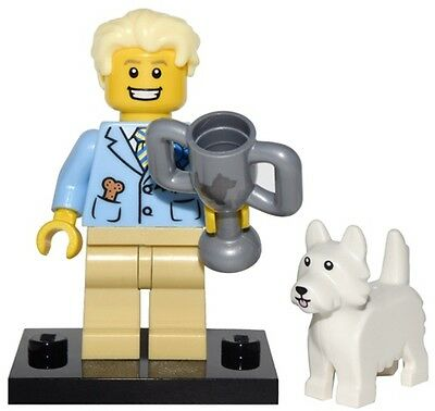 LEGO 71013 DOG SHOW WINNER MINIFIGURES 16 UNSEALED BRAND NEW