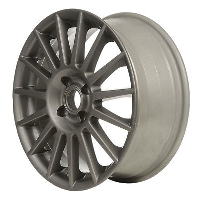 """03507 Refinished Ford Focus SVT 2002-2010 17"""" Wheel, Rim, No Ford Stamp on Face"""