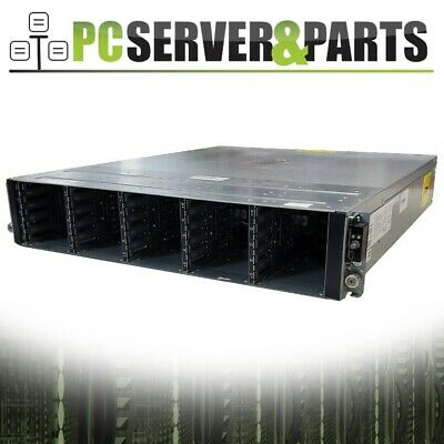 HP StorageWorks Smart Array 70 MSA70 418800-B21 25x 146GB SAS HD w/ Rails