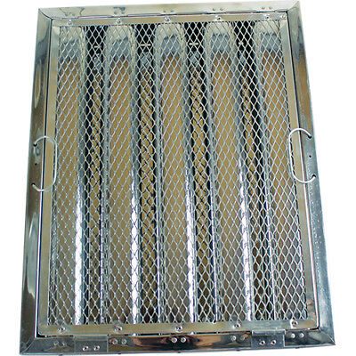 Grease Filter, S/S - 20 X 16 X 2 264611 26-4611
