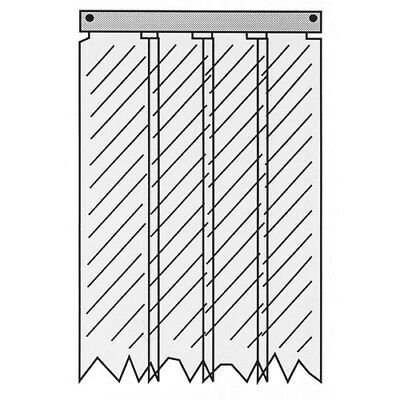 Strip Curtain 321234 32-1234