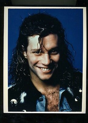 Jon Bon Jovi original publicity press photo #6