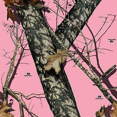 SPG 6 6 Signature Products Group Mossy Oak Break-Up Pink Mossy Oak Logo Decal MDE1233