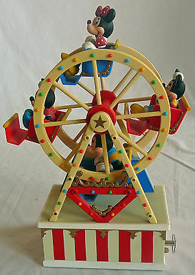 Mickey Mouse Animated and Lit Musical Ferris Wheel