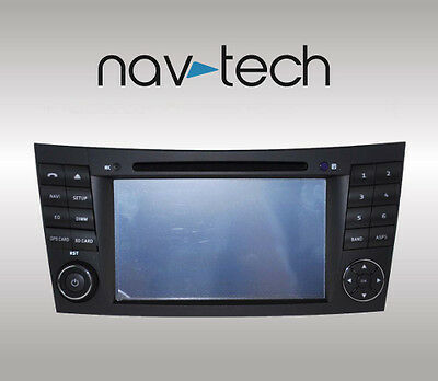 Für Mercedes Navigationssystem W211 C219 W463 Comand Alternative E-Klasse CLS