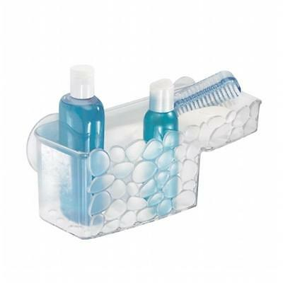 InterDesign 72260 Pebblz Suction Combo Basket