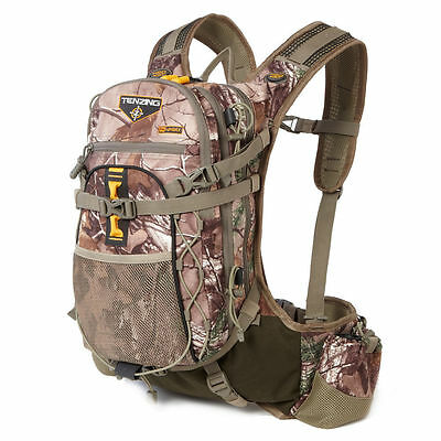 NEW Tenzing TC 1260 THE CHOICE Hunting Pack Realtree Xtra CAMO Backpack Hiking