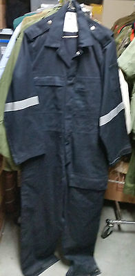 New Ran Black Coveralls - Australian Navy Issue Tactical