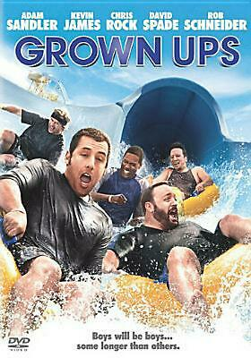 Grown Ups - DVD Region 1 Free Shipping!