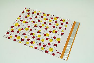 1000 10x13 Dots Designer Poly Mailers Envelopes Boutique Custom Bags
