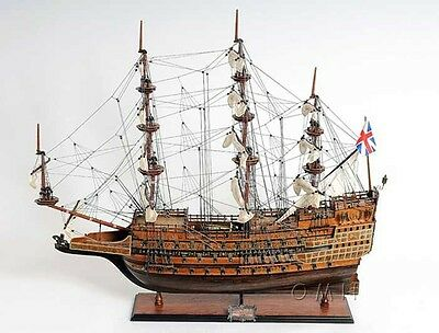 Model Ship Sovereign of the Seas - Handmade Wooden Model - Fully Assembled - New