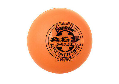 Franklin- Streethockeyball AGS High Density orange. nicht springend (AGS).