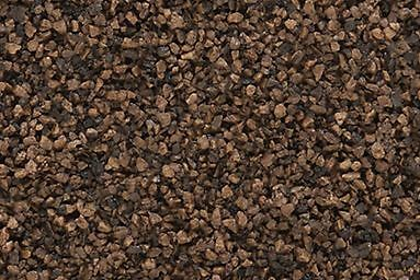 Woodland Scenics B71 Fine Dark Brown Ballast 23.4 in³ (383 cm³)