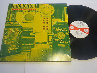 INTENSIFIED ! Orig.SKA 1962-66 BABA BROOKS The Charms ERIC MORRIS Maytals. TOP !