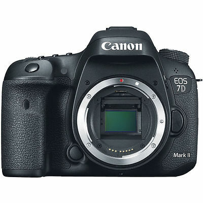 Canon EOS 7D Mark II DSLR Camera (Body Only) 9128B002