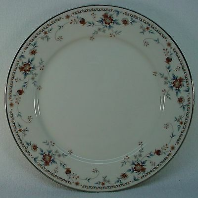 NORITAKE china ADAGIO 7237 pattern DINNER PLATE 10-5/8""