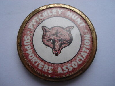 C1930S Vintage Pytchley Hunt Supporters Association Pin Badge