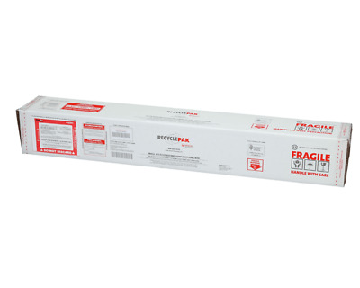 Veolia SUPPLY-098 Small 4 Foot Fluorescent Lamp Recycling Box - Prepaid Return