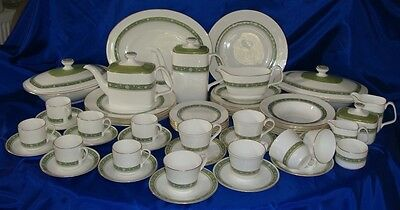 Royal Doulton RONDELAY Dinner, Tea & Coffee Service