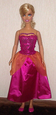 "1992 MATTEL My Size Barbie 38"" Tall Doll - Summer Formal - M9515-2618KY - RARE"