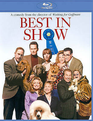 Best in Show (Blu-ray Disc, 2013)   Dog Show  Comedy   BRAND NEW