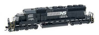 Intermountain HO SD40-2 w/DCC and Sound Norfolk Southern NS your choice of numbe